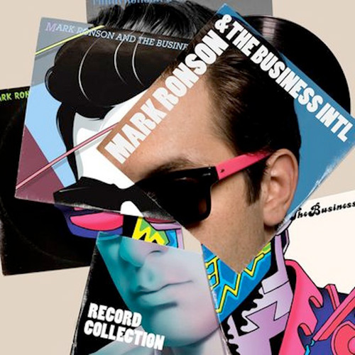 Mark Ronson & The Business Intl featuring Rose Elinor Dougall & Theophilus London - Hey Boy