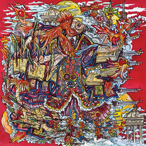 of Montreal - False Priest (Full Stream)