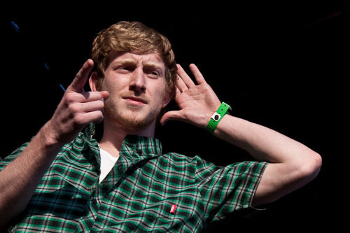 Asher Roth Interview with Bongo Boy