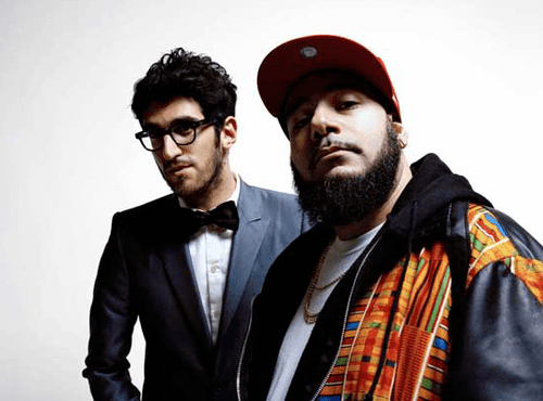 Chromeo - I'm Not Contagious (Live From Montreal iTunes Session)