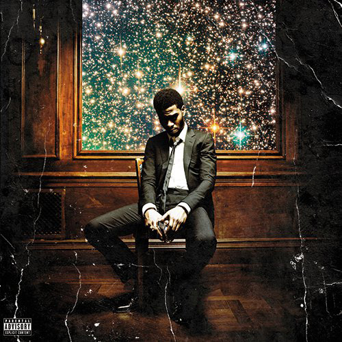 KiD CuDi - Man On The Moon II: The Legend Of Mr. Rager (Artwork)