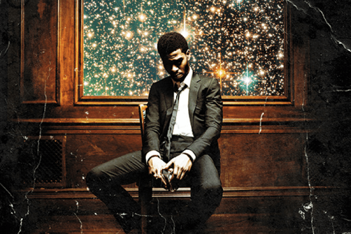 KiD CuDi: Man On The Moon II: The Legend Of Mr. Rager Tracklist