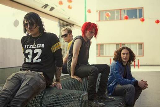 My Chemical Romance – The Only Hope For Me Is You