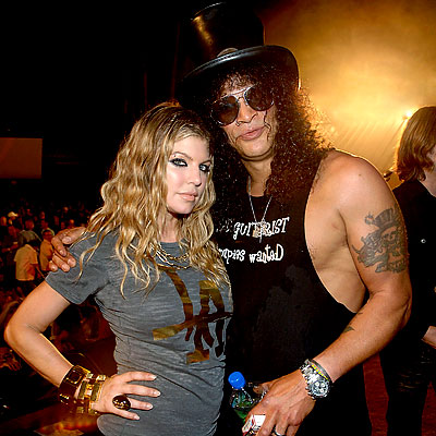 Slash featuring Fergie - Beautiful Dangerous