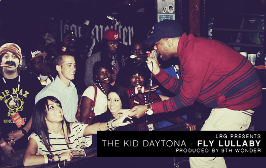 The Kid Daytona – Fly Lullaby (produced by 9th Wonder)