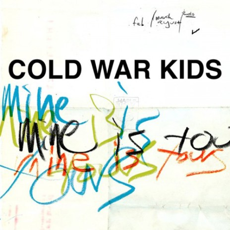 Cold War Kids - Royal Blue