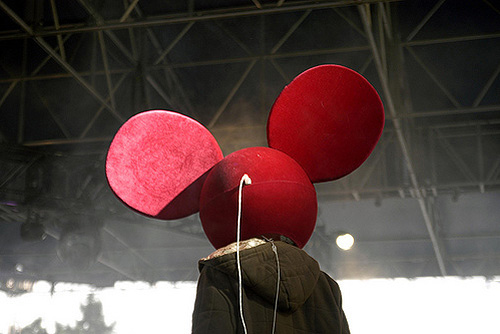 Deadmau5 - Right This Second (Radio Rip)