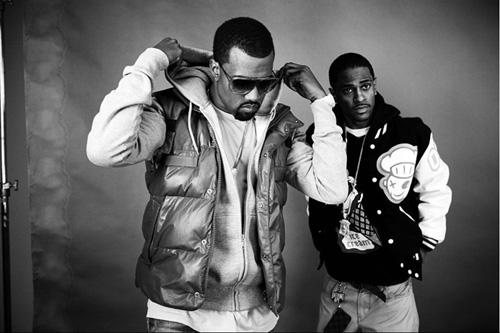 G.O.O.D. Music (Kanye West, Pusha T, CyHi Da Prynce, Big Sean, Common) - 2010 BET Hip-Hop Awards Cypher