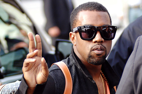 Kanye West - Never See Me Again
