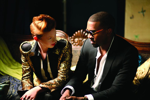 La Roux featuring Kanye West - In For The Kill (Remix) (Dirty)