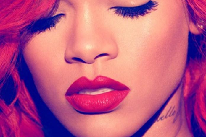 Rihanna featuring Nicki Minaj - Raining Men