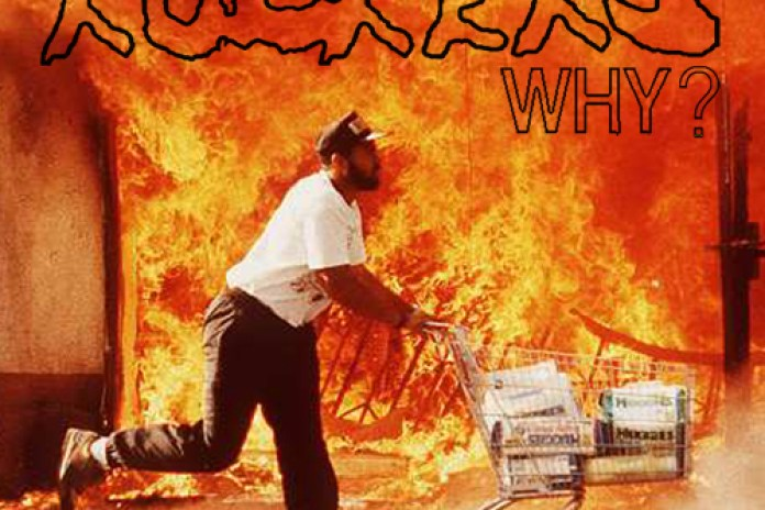 Rockers NYC Presents: WHY? Mixtape (Volume 1)