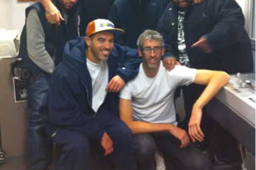 Stretch Armstrong and Bobbito 20th Anniversary Reunion Show on WKCR