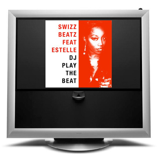 Swizz Beatz featuring Estelle - DJ Play The Beat