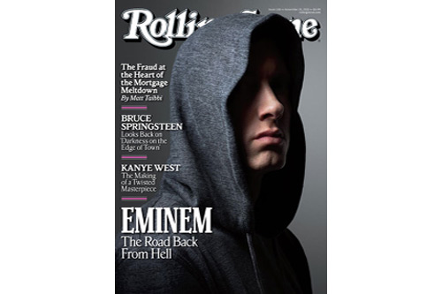 Eminem - Rolling Stone Interview (Excerpts)