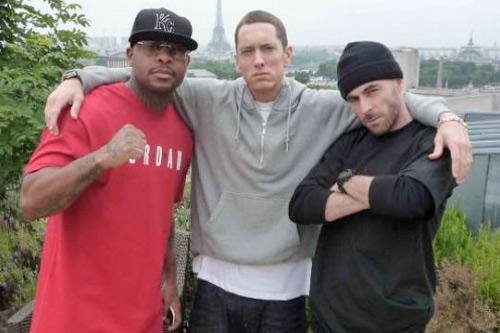 "Eminem & Royce Da 5'9"" featuring Liz Rodrigues - Echo"