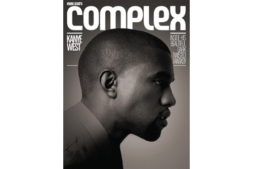 Kanye West - Complex Magazine (Cover Story)