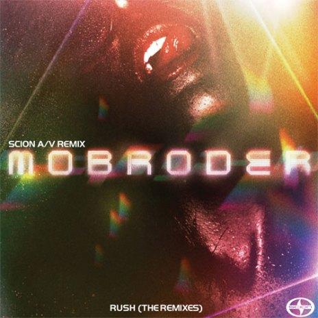 Mobroder (Spank Rock & Blu Jemz) featuring Amanda Blank - Love Duet (Shazam Remix)