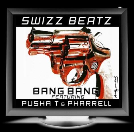 Swizz Beatz featuring Pusha T & Pharrell – Bang Bang!