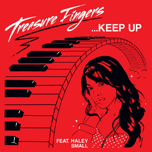 Treasure Fingers featuring Haley Small - Keep Up (Original Mix)