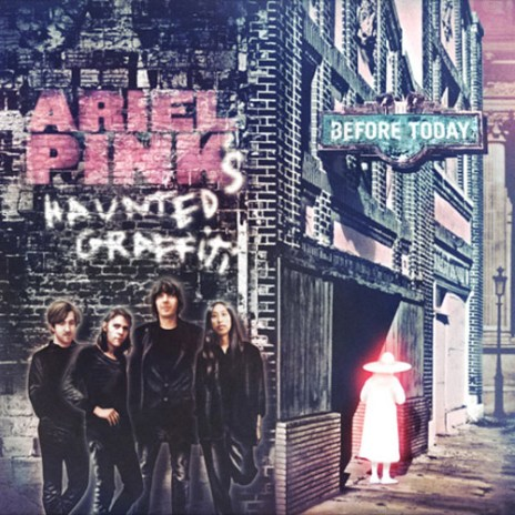 Ariel Pink's Haunted Graffiti - Round & Round (Little Loud Remix)