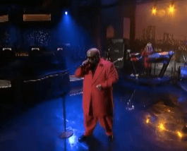 Cee-Lo Green - F**K YOU (Live On Letterman)