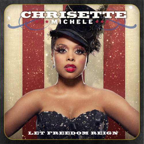 Chrisette Michele featuring Talib Kweli & Black Thought - Let Freedom Reign