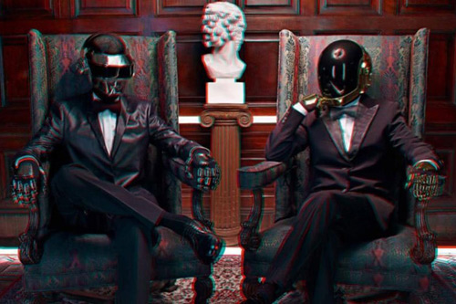 Daft Punk - Dazed & Confused Interview