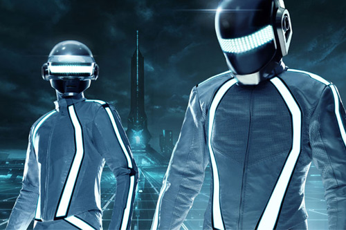 Daft Punk - Tron: Legacy-Soundtrack (Preview)