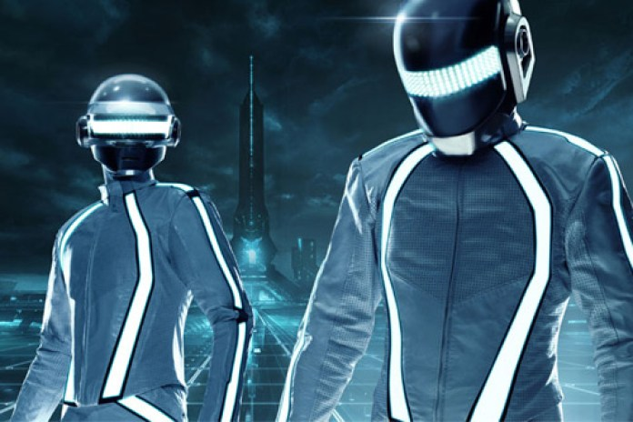 Daft Punk - Tron: Legacy-Soundtrack (Preview)