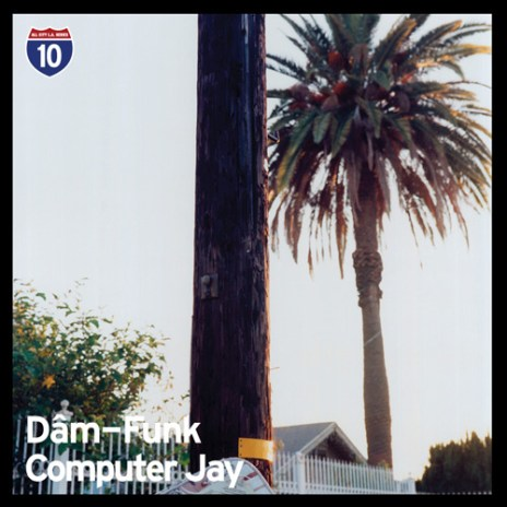 Dãm-Funk - 3012 Love Affair