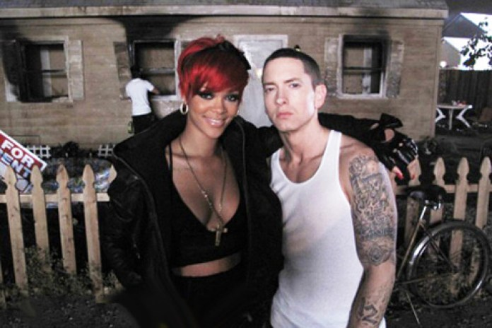 Rihanna featuring Eminem - Love The Way You Lie (Part 2)