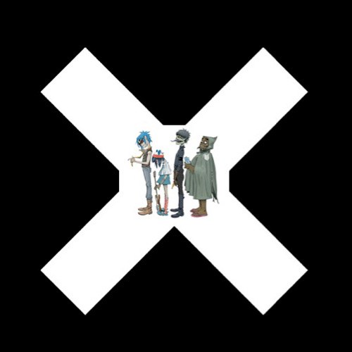 Gorillaz - Crystalized (The xx Cover) x Doncamatic (All Played Out) (Live On Radio 1)