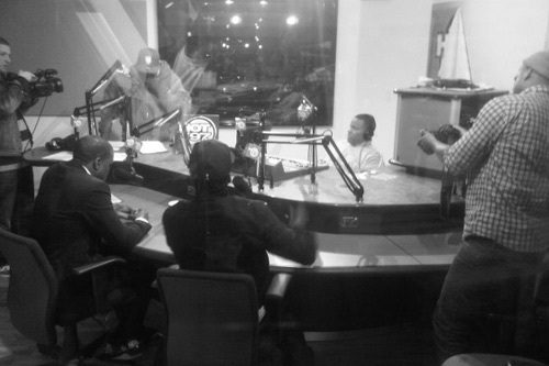 Kanye West & Pusha T - Hot 97-Interview & Freestyle
