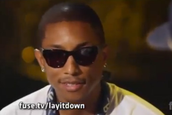 N.E.R.D. featuring Cee-Lo Green - Lay It Down (Fuse TV)