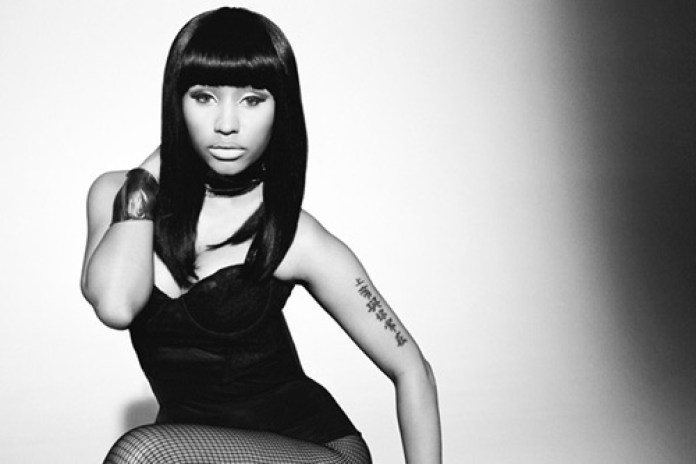 Nicki Minaj featuring Eminem - Roman's Revenge (Original)