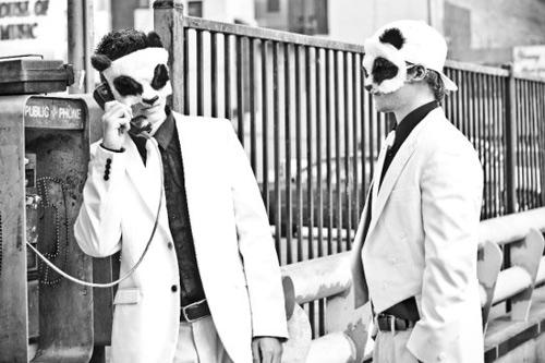The White Panda - Escape Day 'N' Nite (KiD CuDi Vs. Tiesto)