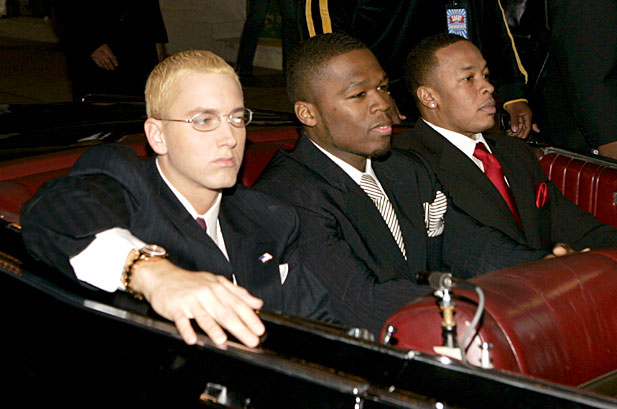 Jay-Z, 50 Cent, Eminem & Dr. Dre Collaboration in The Works?