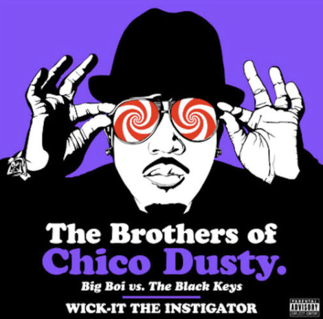 Big Boi vs. The Black Keys – The Brothers of Chico Dusty (Mixtape)