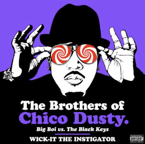 Big Boi vs. The Black Keys – The Brothers of Chico Dusty (Mixtape)