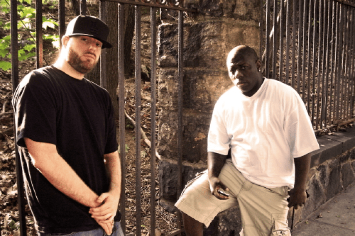 Celph Titled & Buckwild featuring DITC - There Will Be Blood
