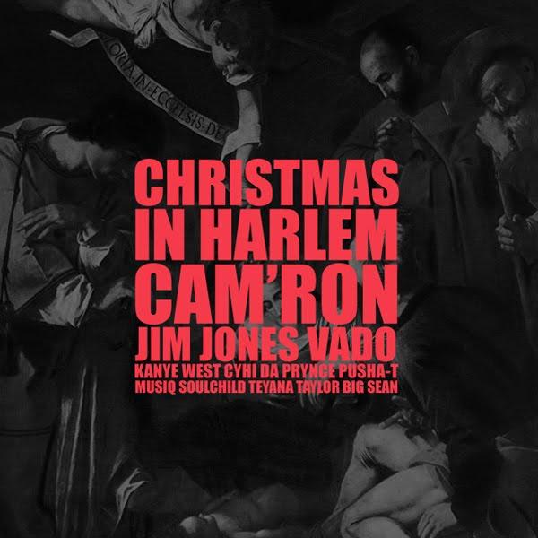Kanye West featuring Vado, Jim Jones, Cam'ron, CyHi Da Prynce, Pusha T, Musiq, Teyana Taylor & Big Sean – Christmas in Harlem