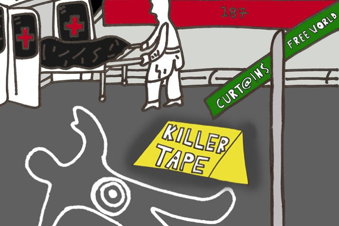 CurT@!n$ – Killer Tape