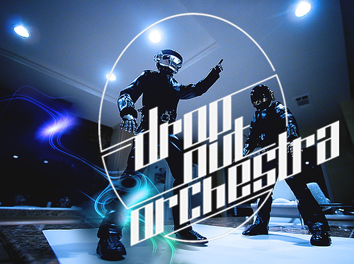 Drop Out City Rockers – I Wanna Dance With Tron