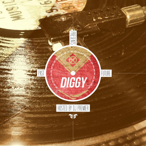 Diggy Simmons – Past, Presents, Future (Mixtape) (Hosted by DJ Premier)