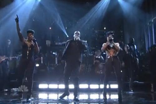 Diddy-Dirty Money - SNL Performance