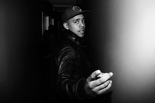 J. Cole featuring Kevin Cossom - Leave Me Alone