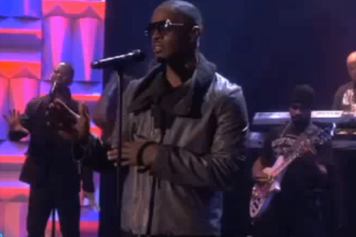 Jamie Foxx featuring Drake - Fall For Your Type (Live on Ellen)