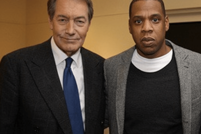 Jay-Z Visits Charlie Rose (Audience Q&A)