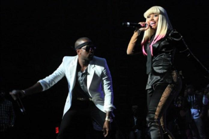 Kanye West & Nicki Minaj Conquer Billboard